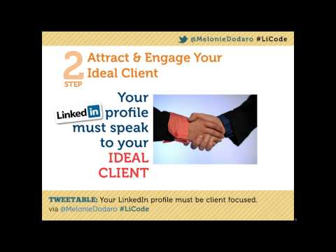 How To Generate More Business From LinkedIn - Dan Lok interviews Melonie Dodaro
