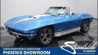 1967 Chevrolet Corvette For Sale |  304-phx