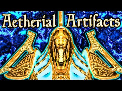 Skyrim SE - Dwemer Aetherial Artifacts - Lost To The Ages Guide