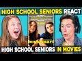 Teens React To High School Seniors In Movies Booksmart