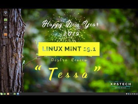 Review : Linux Mint 19.1 Tessa