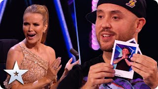 How did he do THAT? Magician Damien O'Brien leaves the Judges' MESMERISED! | The Final | BGT 2020