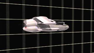 Terrafugia Tf-x - Hybrid-electric Stop/fold Tiltprop Vtol Flying Car