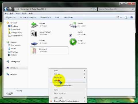 find hidden file & folder using cmd on xp,vista & win -7