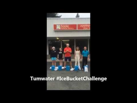 Tumwater #IceBucketChallenge