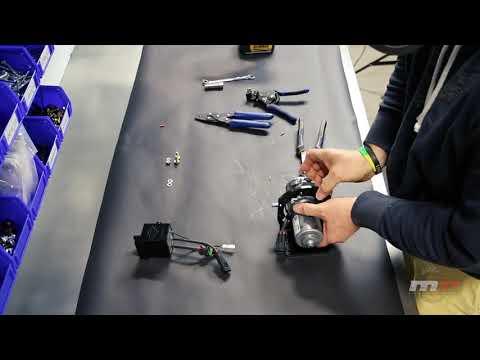 Constructing a Silent Drive Vacuum Pump In Under 1 Minute