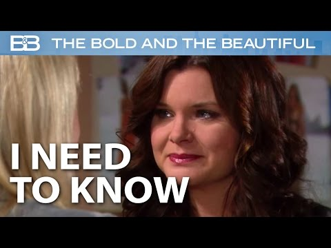The Bold and the Beautiful / Will Brooke Keep Her Promise to Katie?