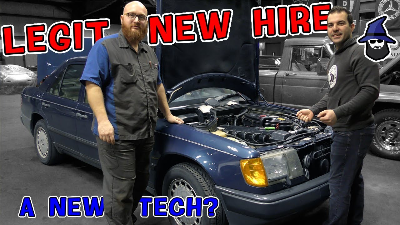 The CAR WIZARD's new hire proves to be LEGIT!