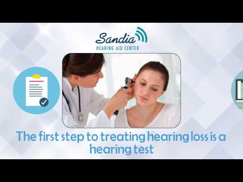 Audiologist Colorado Springs Sandia Hearing Aid Center King Hearing Aids | Hearing test | Audiogram