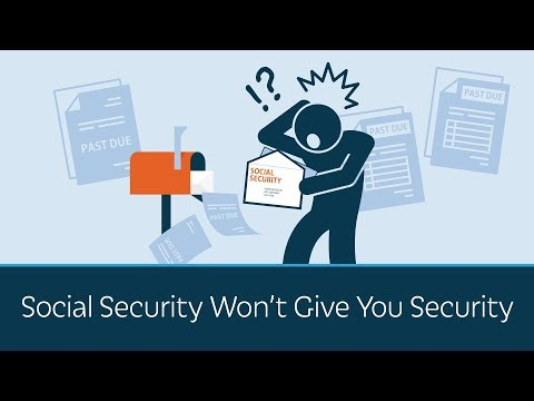 Social Security Won't Give You Security
