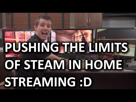 Steam In Home Game Streaming Explained & Tested