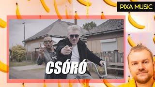 PIXA X ROSTÁS SZABIKA - CSÓRÓ (OFFICIAL MUSIC VIDEO)