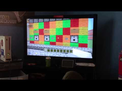 How to make a vending machine on minecraft Xbox 360