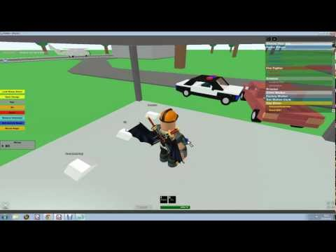 ROBLOX: How to fly a car Welcome To The Town Of Robloxia™.