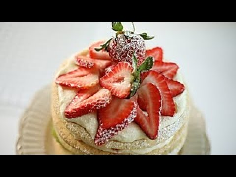 Rainbow Cookie Cake | Genius Kitchen
