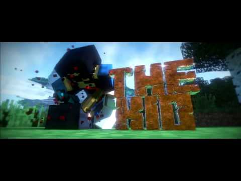 The longest Minecraft animated intro (blender)