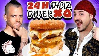 24 Horas COCINANDO recetas de DABIZ MUÑOZ de DIVERXO