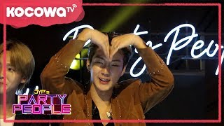 """[JYP's Party People] Ep 6_The Original Choreography of WINNER's """"Love Me Love Me"""""""