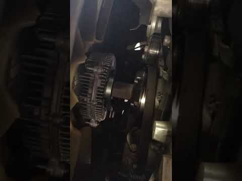 How to: Duramax Fan Clutch Replacement