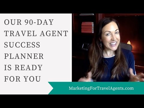 Travel Agent Success Planner