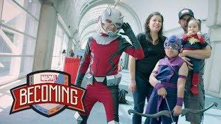Avengers Family | Marvel Becoming