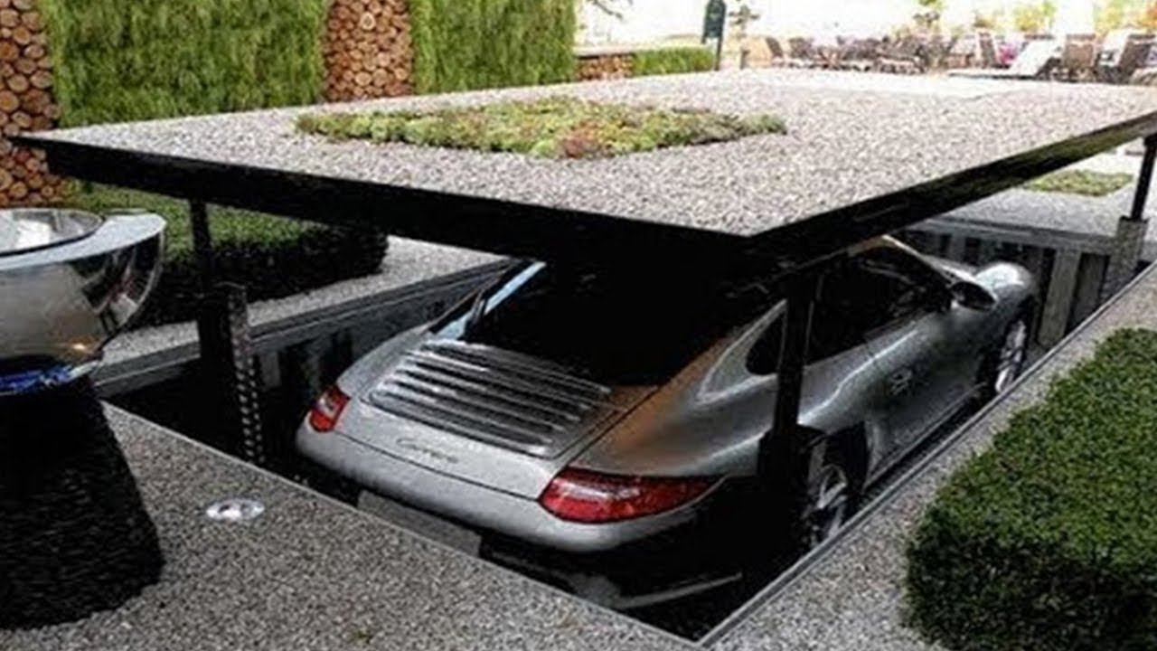 10 PARKING GARAGE SOLUTIONS YOU MUST SEE