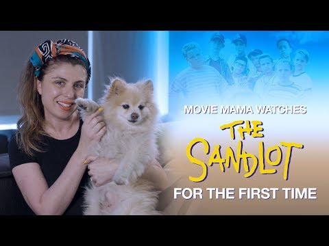 Movie Mama Watches 'The Sandlot' For The First Time