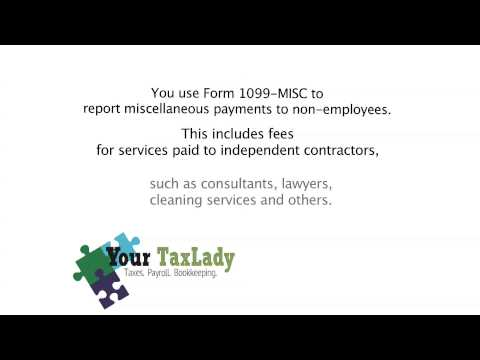 YourTaxLady 1099 MISC REV FTP