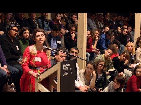 NWS Utrecht. Day II: Stateless Democracy! Block III: Transnational Revolution. Dilar Dirik