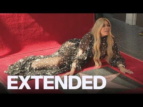 Xxx Mp4 Wendy Williams Gets Star On Hollywood Walk Of Fame FULL SPEECH 3gp Sex