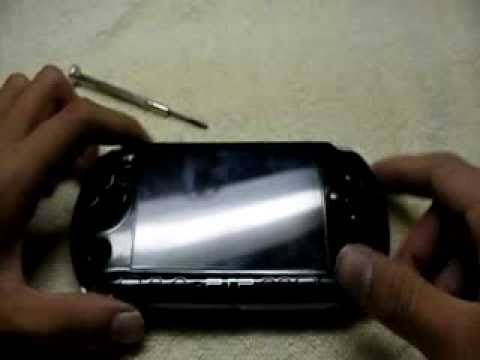 How to replace PSP 3000 LCD Screen