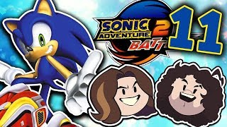 Sonic Adventure 2 Battle: Sonic Does a Kiss - PART 11 - Game Grumps