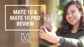Huawei Mate 10 and Mate 10 Pro Review