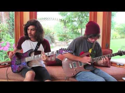 CHON - Dew (Guitar Playthrough)