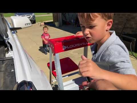 Windshield Washer Rescue