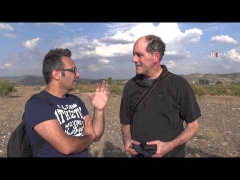 NASA investigated the meteorite in the village \ 08 10 2015 \ BINGOL