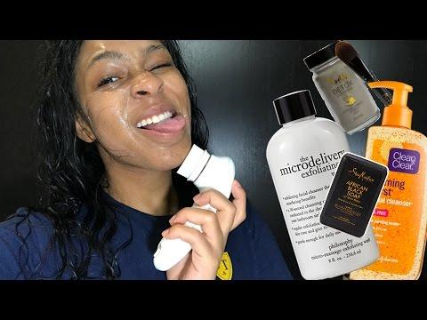 MY SKINCARE ROUTINE | Acne Prone/Oily Skin | Kyra Michelle