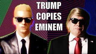 Eminem Rap God performed by Donald Trump
