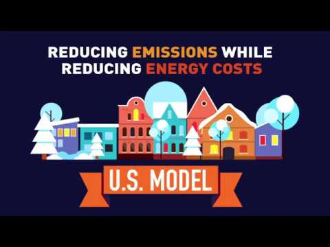 Abundant Natural Gas Helps Reduce Carbon Emissions, Energy Costs