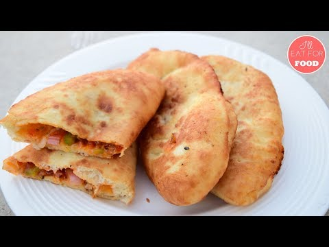Naples Famous Fried Panzerotti - Calzone │Episode 102│ I'll Eat For Food
