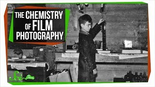 How Does a Photon Become a Film Photo?