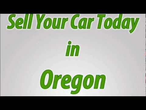 Sell A Car in Oregon