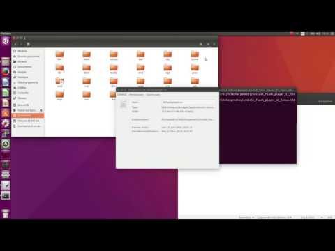Tutoriel - Comment installer Adobe Flash Player sous Linux (ubuntu)