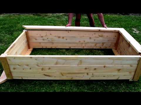 Urbanmac Kitset Raised Garden Box Assembly