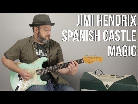 Jimi Hendrix Guitar Lesson For