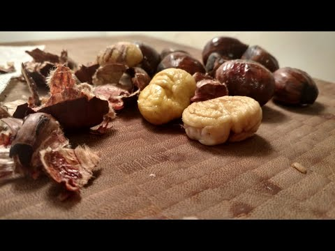 How to make buttery oven-roasted chestnuts (PennLive test kitchen)