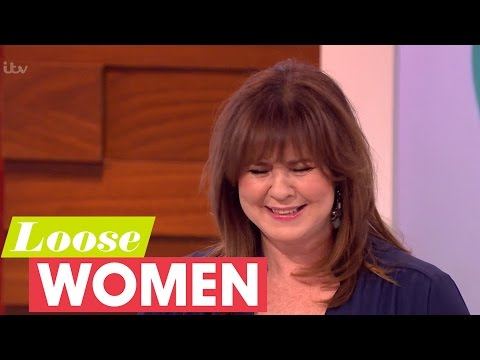 Loose Women Argue Over Kissing Their Sons On The Lips | Loose Women