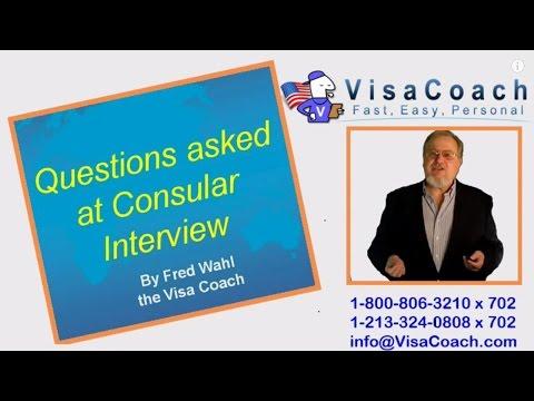 Sample Interview Questions Fiance + Spouse Visas Gen 11