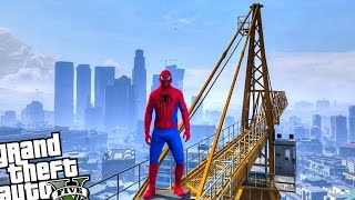 Support me on the Road to 500k Subscribers! - http://bit.ly/1Fqz17R  Hey guys! I never did this combine for a white back when the grappling hook mod did come out so its about time i did this. Here we go. the Awesome Spider-Man will be taking on some zombies and see how well he can do! Hope you like the video and if you did show some support to the video with a LIKE! Thanks all.  Download Mod http://gtaxscripting.blogspot.com/2015/05/gta-v-just-cause-2-grappling-hook-mod.html https://www.gta5-mods.com/scripts/zombiez-v https://www.gta5-mods.com/player/spiderman  Social Media: Twitter - https://twitter.com/ItsElanip Twitch - http://www.twitch.tv/elanip Facebook - http://on.fb.me/1KwglDY 2nd Channel - http://bit.ly/1x93Bsg
