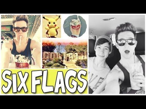 Screamin Six Flags Day W Jack